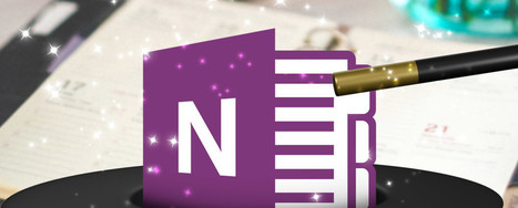 5+ OneNote Note-Taking Tips & Tricks for First Time Users | Aprendiendo a Distancia | Scoop.it