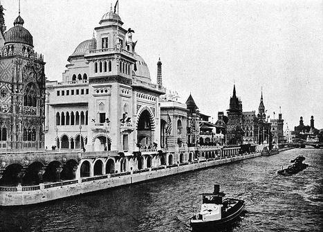 1900 - L'exposition Universelle | Paris Unplugged | Scoop.it