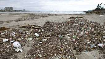Drowning the oceans in plastic | Sustain Our Earth | Scoop.it