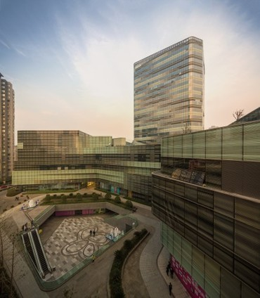 [Beijing, China] Raffles City Ningbo / SPARK | The Architecture of the City | Scoop.it