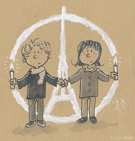Paris, la Ville Lumière | FLE enfants | Scoop.it