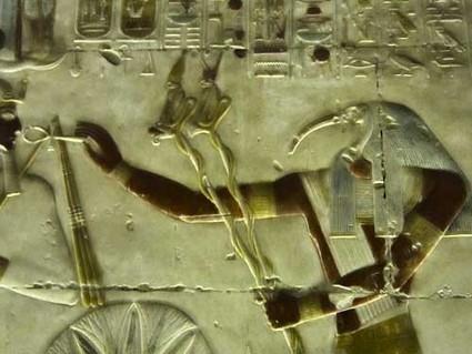 Dyehuty, protector de la sabiduría y las artes   Mitologia Egipcia   Scoop.it