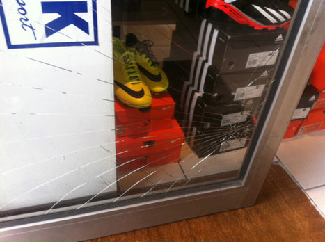 Le Havre Un magasin de sport fracturé et dévalisé dans le centre-ville du Havre | N°1 de la vente d'alarme sur internet | Scoop.it