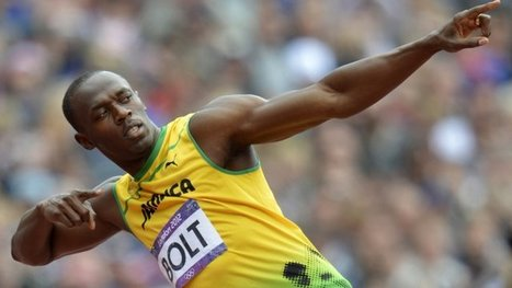 Bolt qualifies for 200m Olympics | Bolt and London 2012 | Scoop.it
