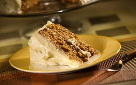 Madonna Inn's Carrot Cake | Everything about cooking and recipes | Scoop.it