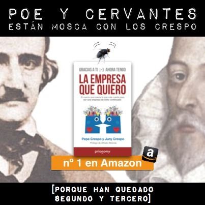 POE Y CERVANTES ESTÁN MOSCA CON LOS CRESPO. | Prionomy | Scoop.it