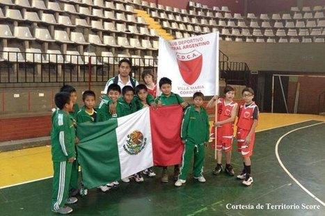 Niños Triquis Mexicanos arrasan en Mundial de Basquetbol | basquetbol | Scoop.it