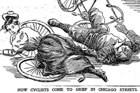 The Powerful, Totalitarian Bicycle Lobby and Its Man In City Hall (In 1900) | actions de concertation citoyenne | Scoop.it