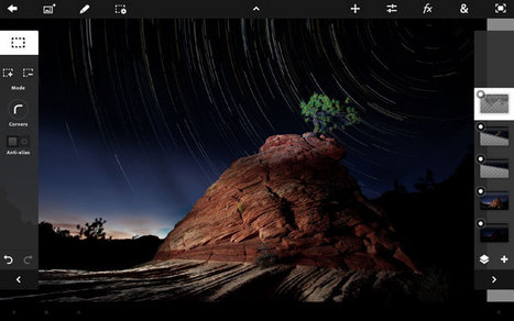 The Power of Photoshop is Now Available for Android Devices | Technology and Gadgets | Scoop.it