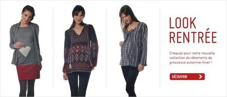 Boutique de vêtements de grossesse à Paris | Vêtements de grossesse à Paris | Scoop.it