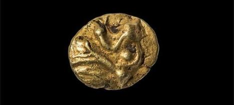 Diver accidentally discovers world's oldest gold coin | KNOWING............. | Scoop.it