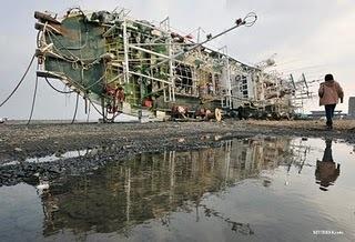 Regard sur la pêche et l'aquaculture: Japon. Séisme/Tsunami : Une pensée pour les pêcheurs et les conchyliculteurs de la région de Sendaï | Japan Tsunami | Scoop.it