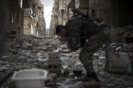 Typhoid Breaks Out In Rebel-Held Syria   Biology @ JIS   Scoop.it
