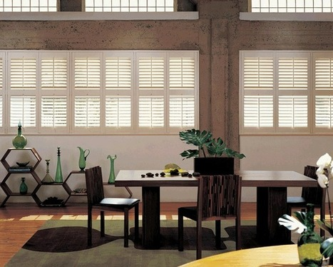 Window Blinds: Energy Efficient and Versatile | Babels Paint and Decorating Stores | Scoop.it
