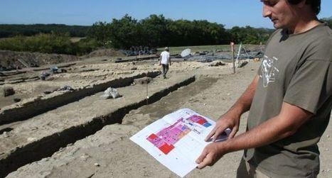 Roquelaure continue de livrer ses secrets antiques | LVDVS CHIRONIS 3.0 | Scoop.it