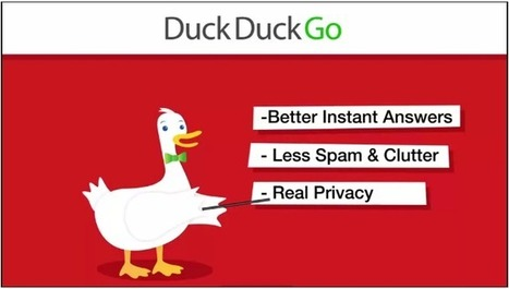 Support DuckDuckGo | Stretching our comfort zone | Scoop.it