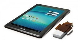 ARCHOS Elements 97 Carbon Tablet Beautifully Designed 9.7 Multi-Touch IPS Tech Features ARM Cortex CPU with Android ICS | Cool Gadgets and Technology News | Scoop.it