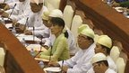 Suu Kyi makes parliamentary debut | The Blog's Revue by OlivierSC | Scoop.it