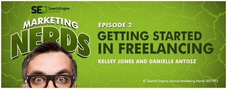 New #MarketingNerds Podcast: Freelancers Forum- Getting Started in Freelancing by @wonderwall7   Blog and Web Resources   Scoop.it