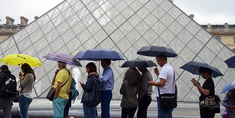 Fréquentation des musées : vive les étés pluvieux ! | Sand-rions | Scoop.it