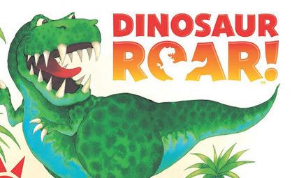 Macmillan Children's Books Acquire Worldwide Publishing Rights to Dinosaur Roar! | Dinosaur Roar! | Scoop.it