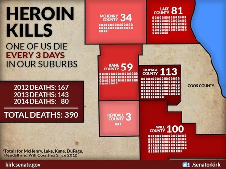 Heroin: Killing in Our Suburbs | Substance Abuse | Scoop.it