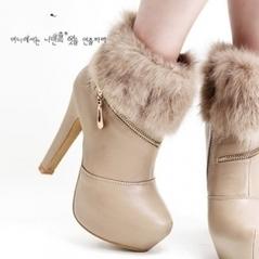 Wholesale Apricot Black Classic Women Fur Zipper Rough Boots Kvoll Shoes X54042 [X54042 X54041]- US$26.99 - wholesale85.com | Wholesale Women Shoes | Scoop.it