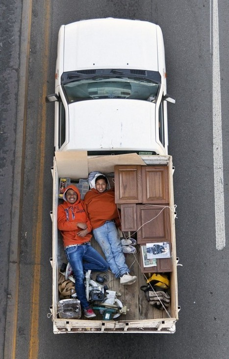 Carpoolers - von Alejandro Cartagena – | Fotografie | Scoop.it