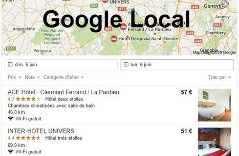 Google Local affiche des avis locaux récupérés sur des plateformes tierces | Hébergement touristique en France | Scoop.it