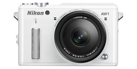 Nikon AW 1, un appareil photo ultra-résistant | Innovative technology | Scoop.it