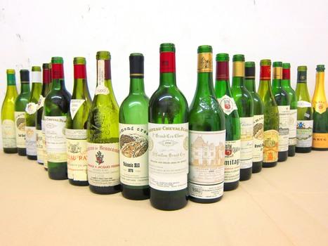 7 Blind Men Taste the Great 2003 Bordeaux Wine and 2003 Rhone Wine   Vitabella Wine Daily Gossip   Scoop.it