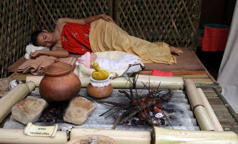 Lie down by a fire | South East Asia Travel | Scoop.it