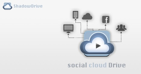 Free Social Cloud Drive - ShadowDrive.com | Teaching in the XXI Century | Scoop.it