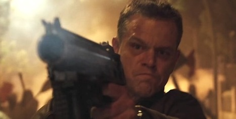 Matt Damon, 'Jason Bourne' star, calls for U.S. to ban guns 'in one fell swoop' | Xposing Government Corruption in all it's forms | Scoop.it