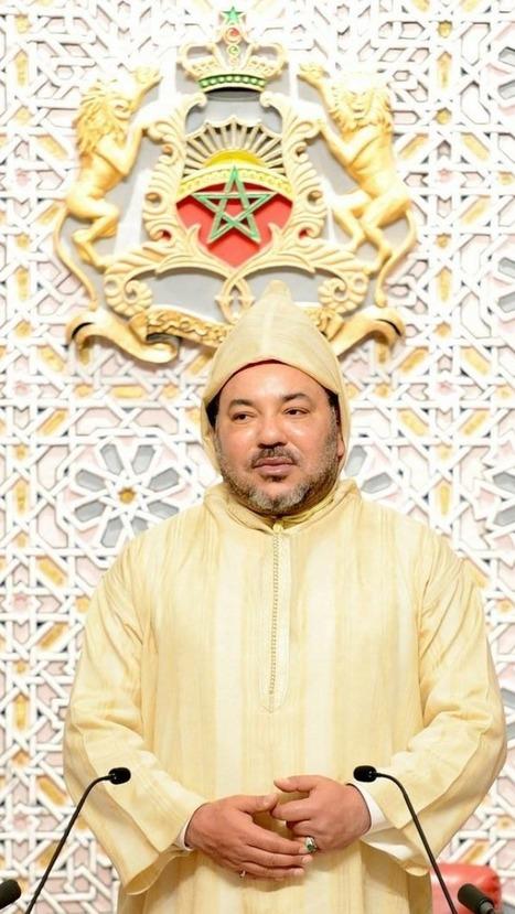 SM le Roi: Nous avons à cœur de faire de la région du Sahara marocain un axe d'échanges commerciaux et d'interactions humaines entre l'Afrique et l'Europe – Portail du sahara #fb | Barkinet | Scoop.it