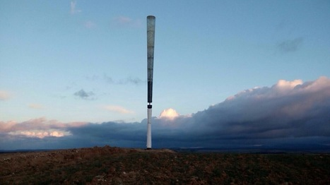 Wind Power Without The Mills   renewable energy   Scoop.it
