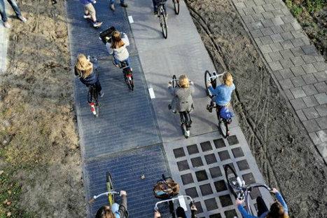 El exitoso primer año de la ciclovía holandesa que genera electricidad | Infraestructura Sostenible | Scoop.it