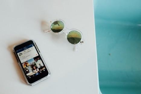 Instagram mise sur les comptes pros – Lense.fr | Art contemporain, photo & multimédias | Scoop.it