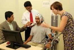Multidisciplinary team to develop  a noninvasive brain-machine interface  to a robotic device to help upper-limb rehabilitation | Medical Engineering = MEDINEERING | Scoop.it