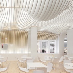 """Bakery In Oporto, Portugal   """"We like to think of our interventions as positive manipulation of the human brain,""""   The Architecture of the City   Scoop.it"""