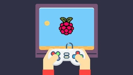 Build Your Own Retro Games Machine with Raspberry Pi | Raspberry Pi | Scoop.it