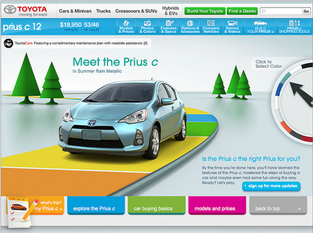 Toyota designs the Prius C…for Summer Rayne Oakes – Summer Rayne Oakes | Sustainability & Us | Scoop.it