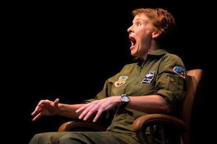 Unicorn Theatre's 'Grounded' examines the morality of war in the age of drones - KansasCity.com | OffStage | Scoop.it