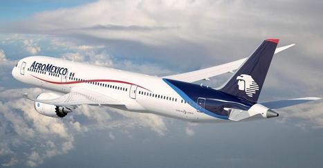 Twitter / Enel_Aire: El primer Boeing 787 Dreamliner ...   Aviación Española   Scoop.it