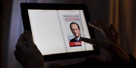 Le programme Hollande en livre numérique, c'est maintenant | Les médias parlent de la campagne! | Scoop.it