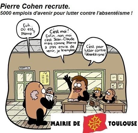 La mairie de Toulouse recrute 5000 emplois d'avenir - Toulousoscopie   la mairie de Toulouse   Scoop.it