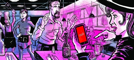 How some Yelpers are holding restaurants hostage | Technoculture | Scoop.it