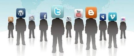 Comment étancher une soif de médias sociaux en 60mn ? | Community Management et entreprises | Scoop.it
