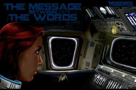 """""""The Message Between the Words"""" - a powerful sci-fi story by Grayson Bray Morris at Waylines Magazine   Waylines Magazine   Scoop.it"""