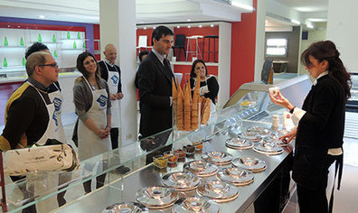 Academia IFI: Gelato University (for professionals) in Le Marche | Le Marche and Food | Scoop.it